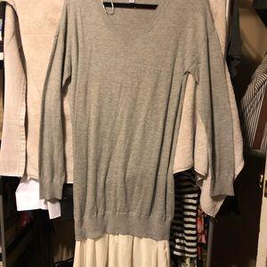 Grey sweater dress ✨